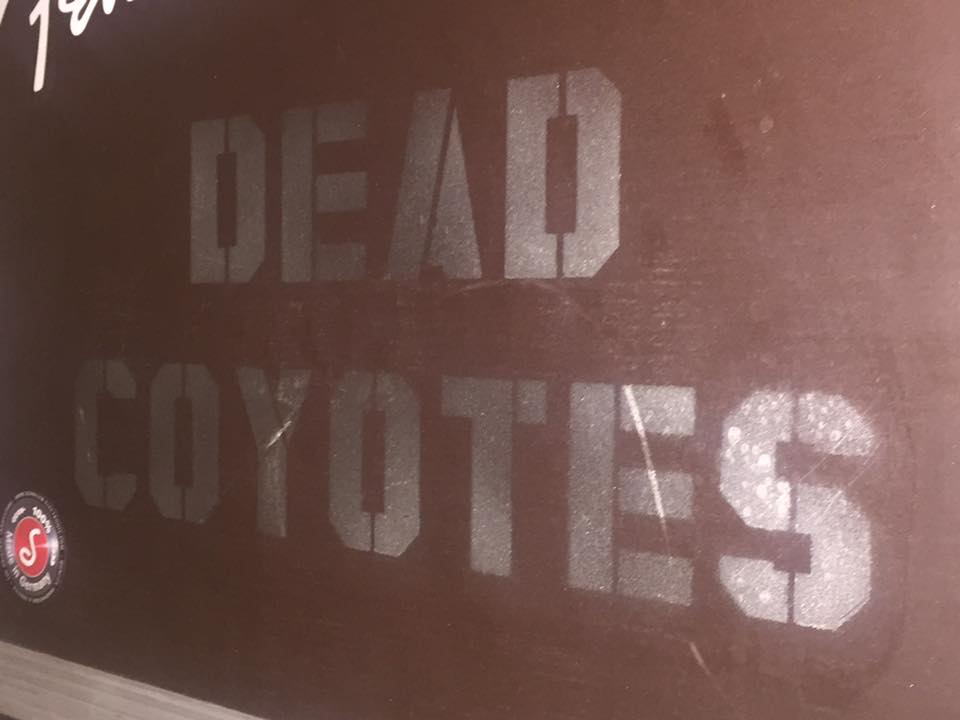 Dead Coyotes Promo Image