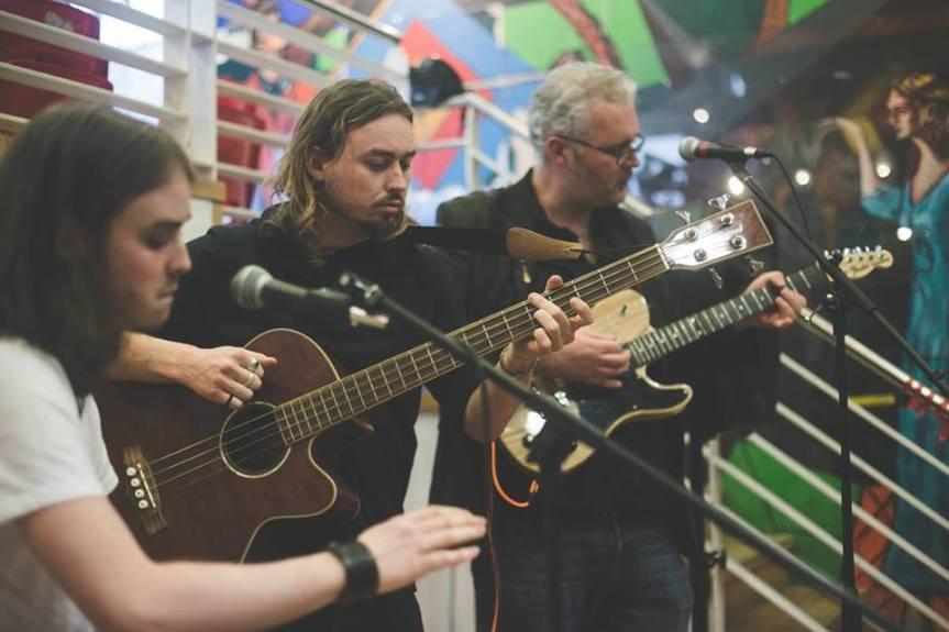 Band Interview: MarshallChipped