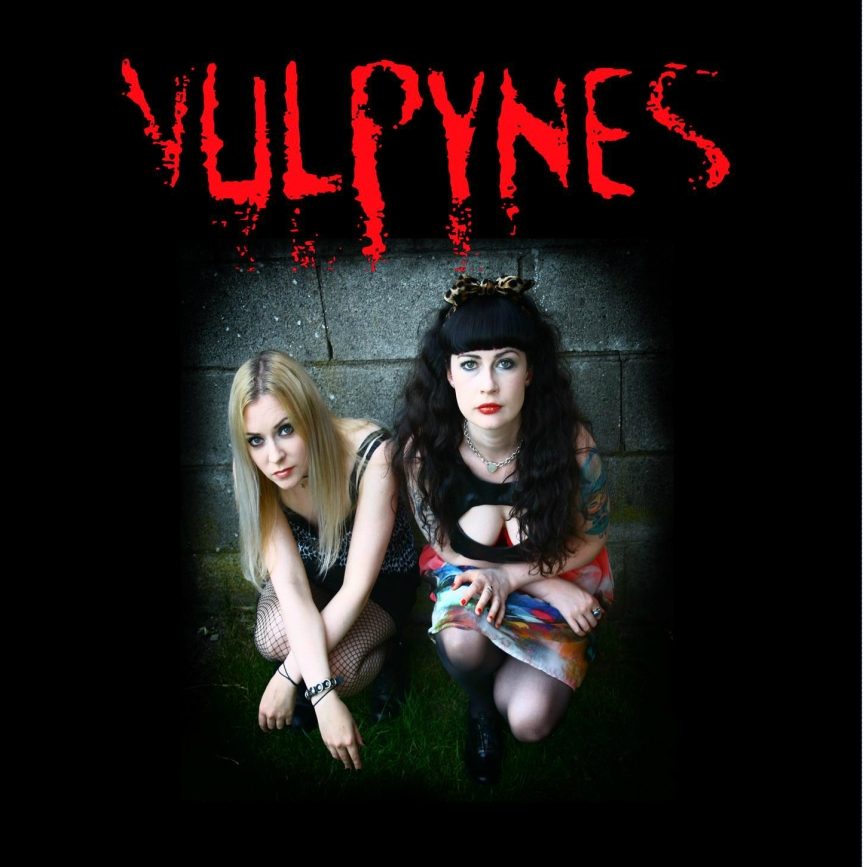 EP Review: Vulpynes – Self-titled EP