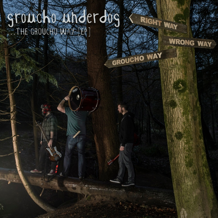 EP Review: Groucho Underdog – The Groucho Way