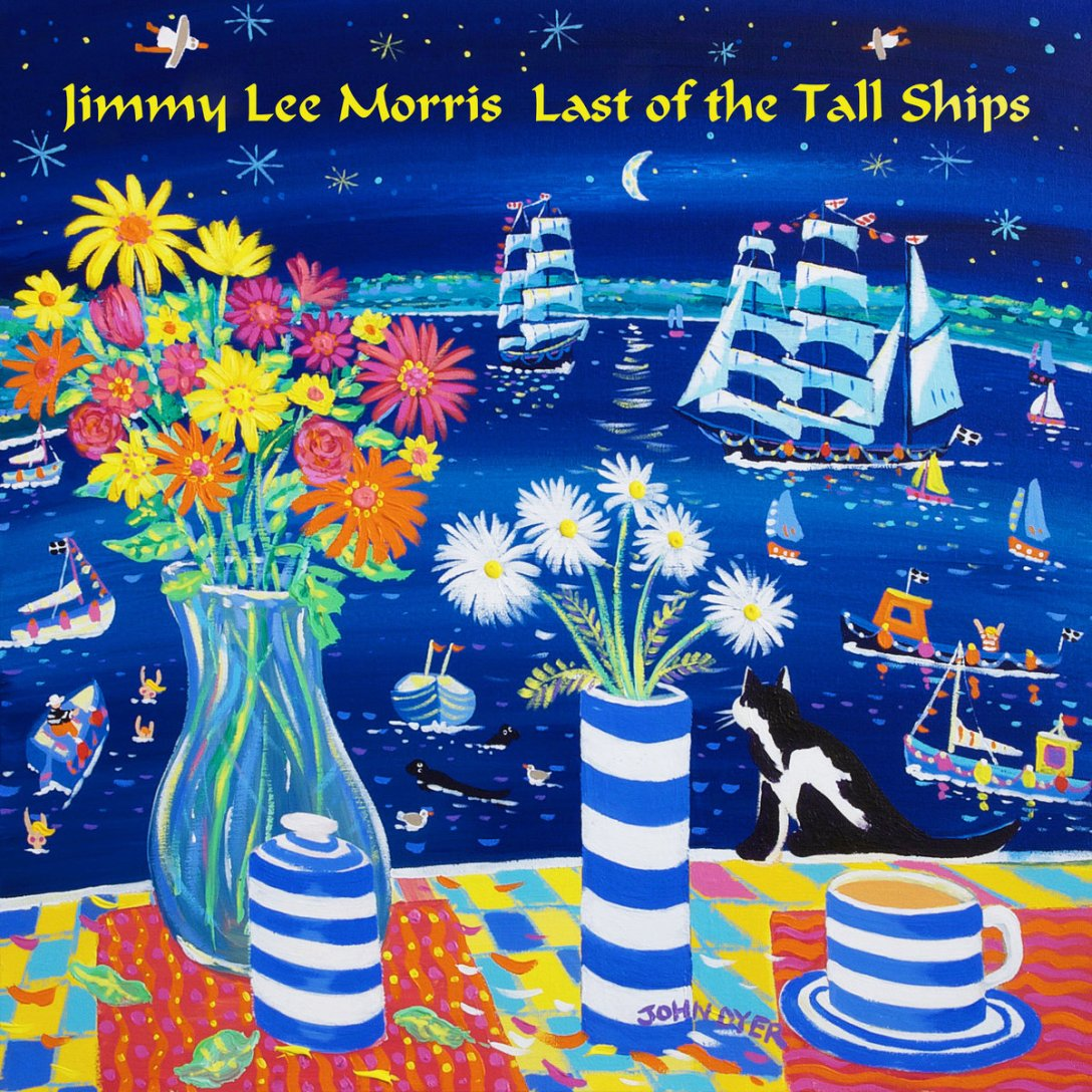 Jimmy Lee Morris Album 'Last of the Tall Ships'