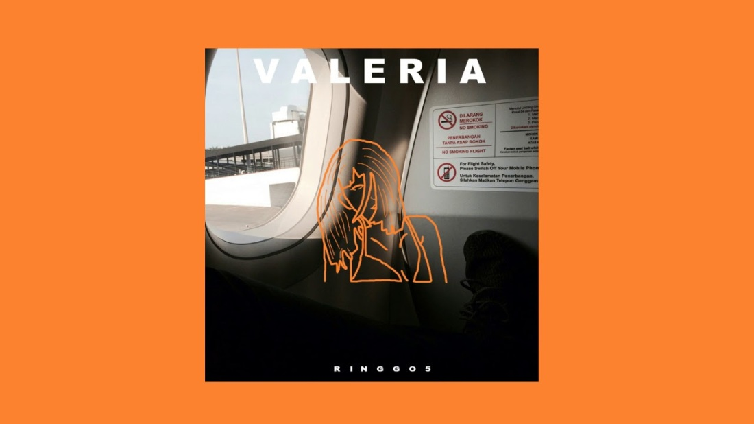 Ringgo 5 single 'Valeria' Artwork