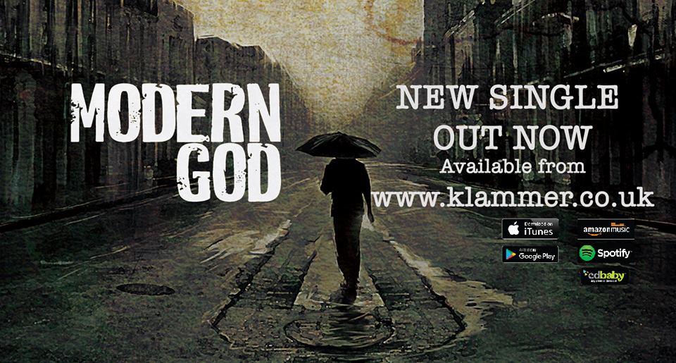 Klammer 'Modern God' Promo Image