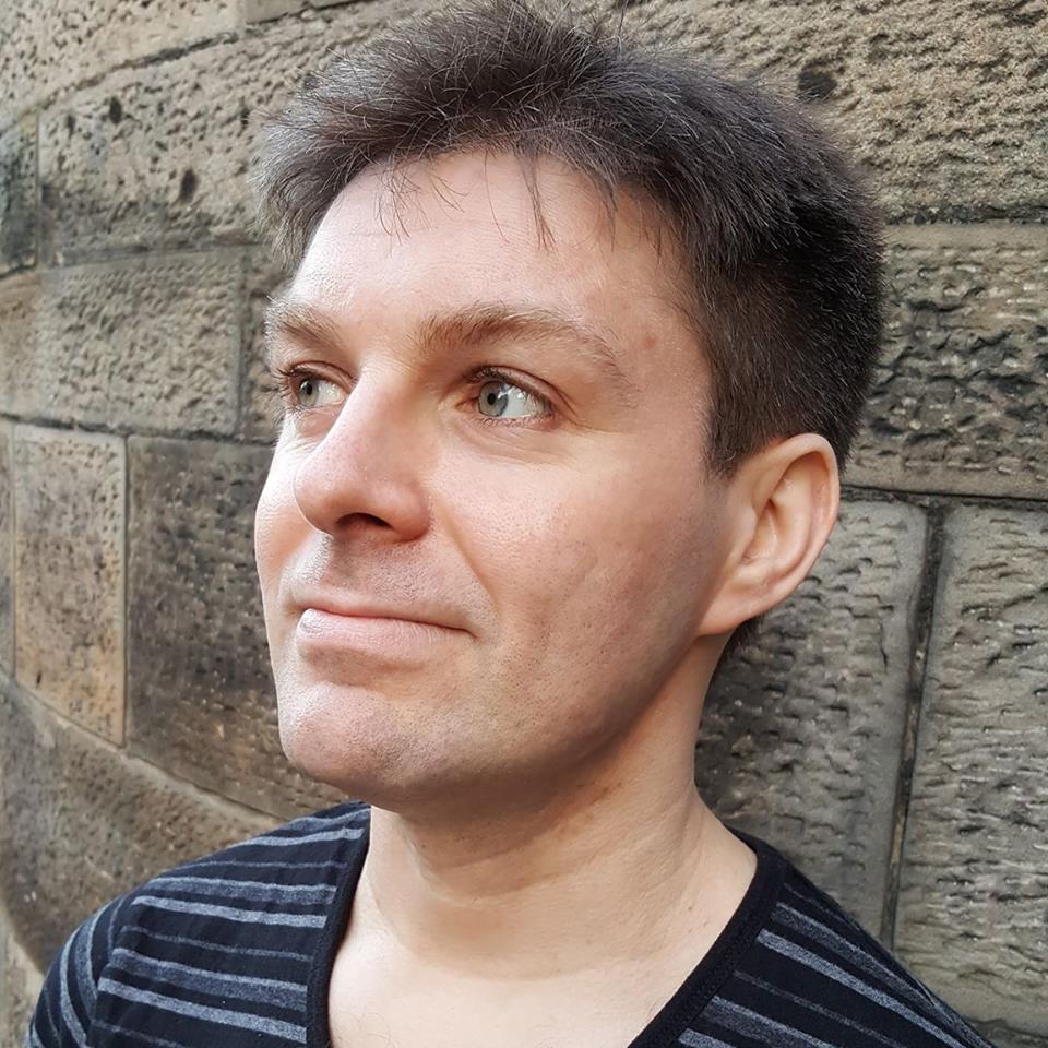 Thomas Welsh Author Photo