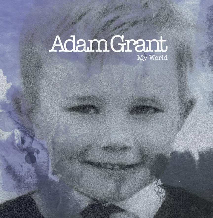 Adam Grant Album 'My World'
