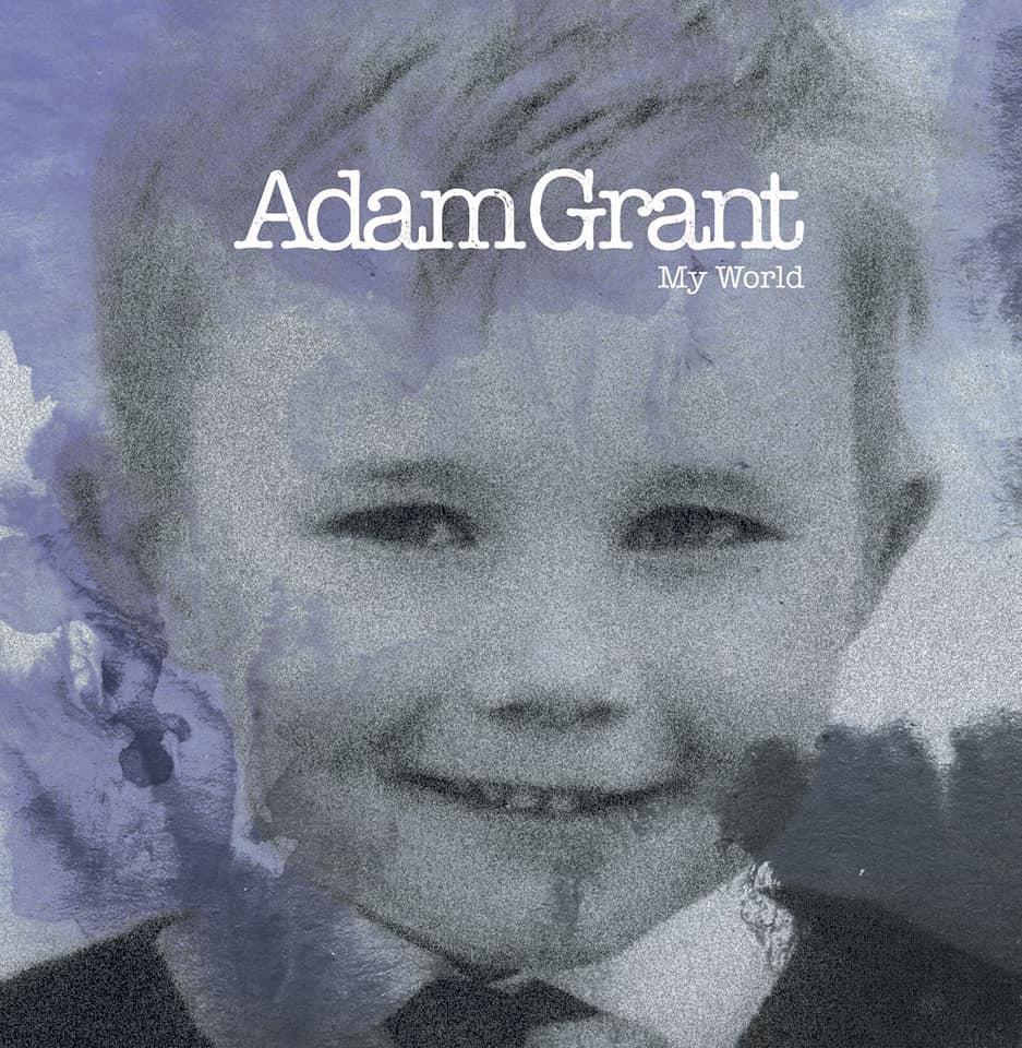 Adam Grant Album 'My World'