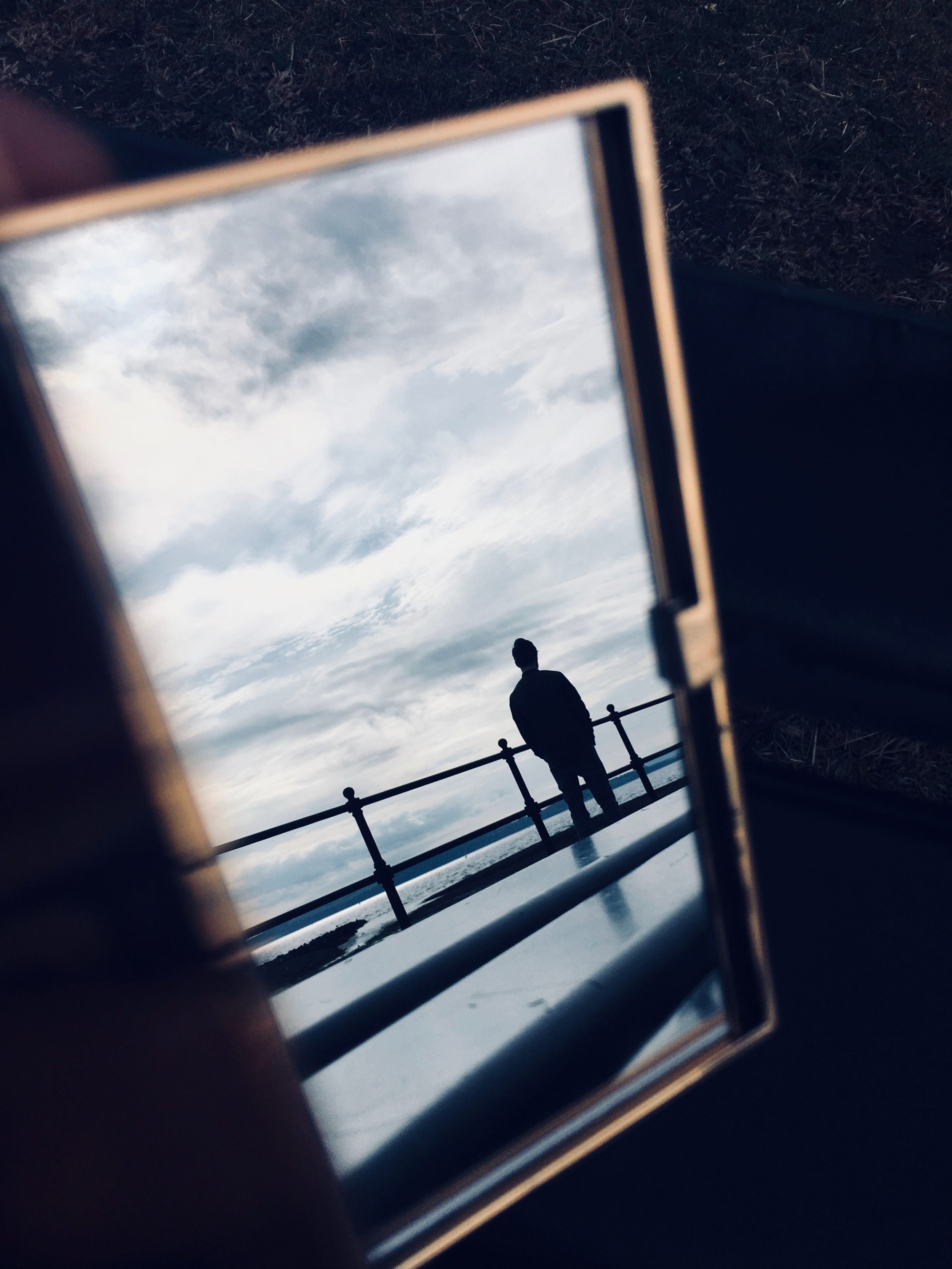 James McLaughlin EP 'Reflections' Cover Art