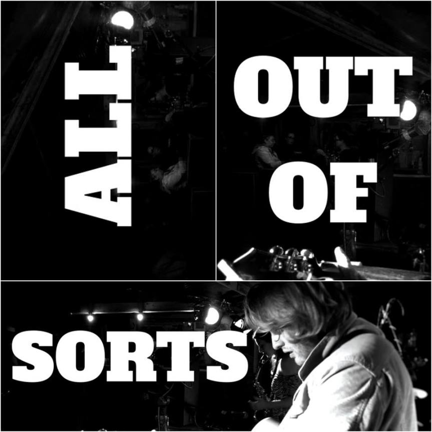 Matt Scott 'All Out of Sorts' Artwork