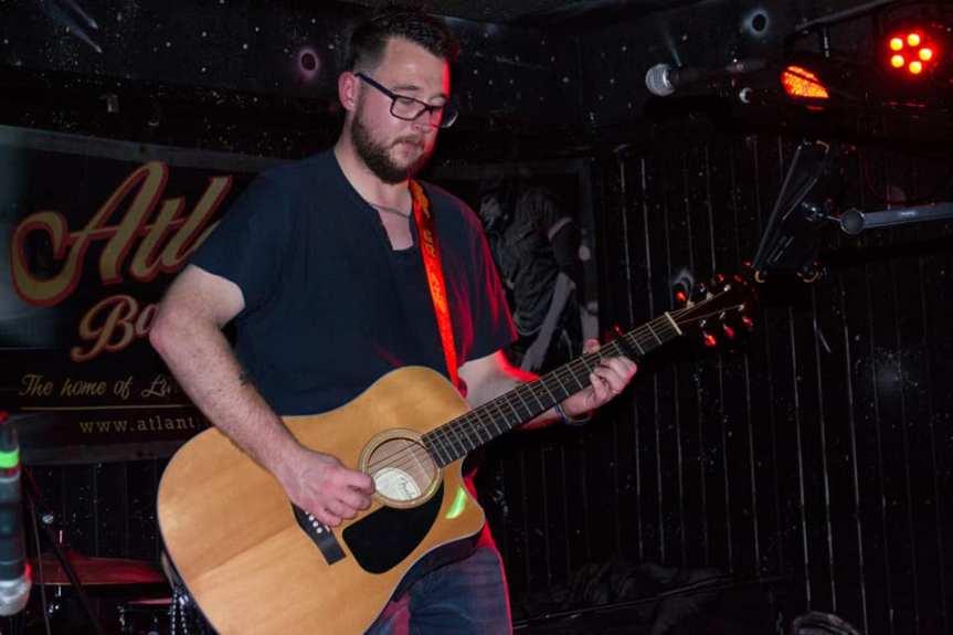Solo Musician Interview: AdamGrant
