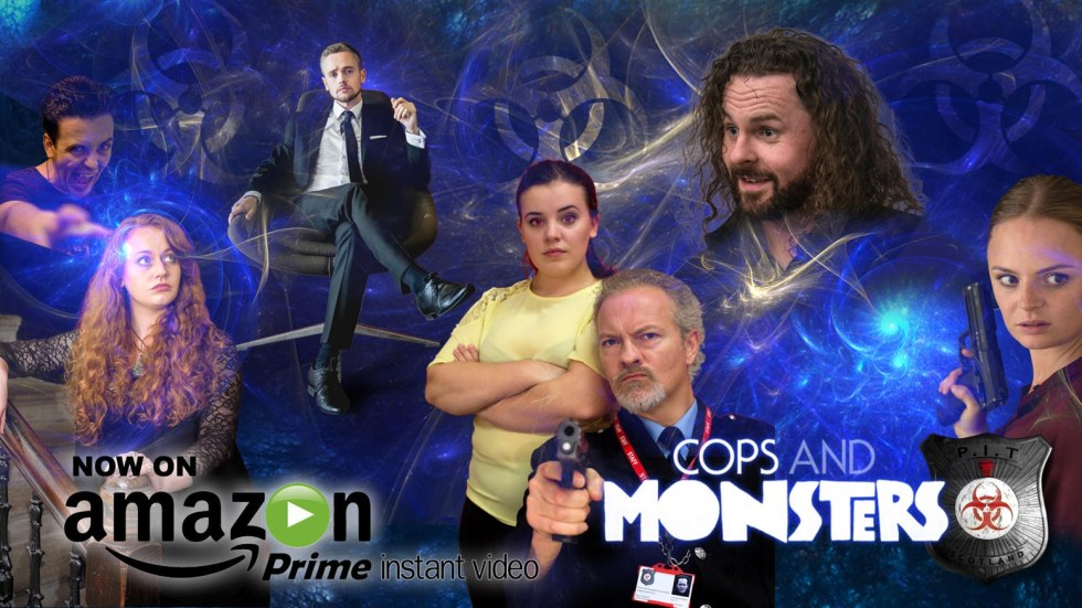 Cops and Monsters Promo Image