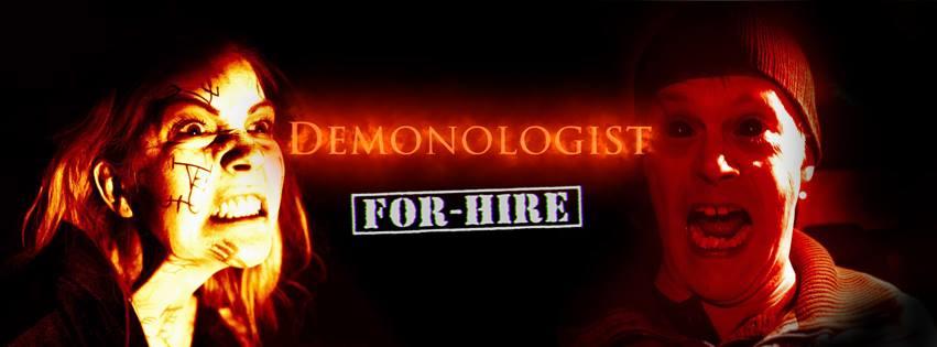 Demonologist for Hire Artwork