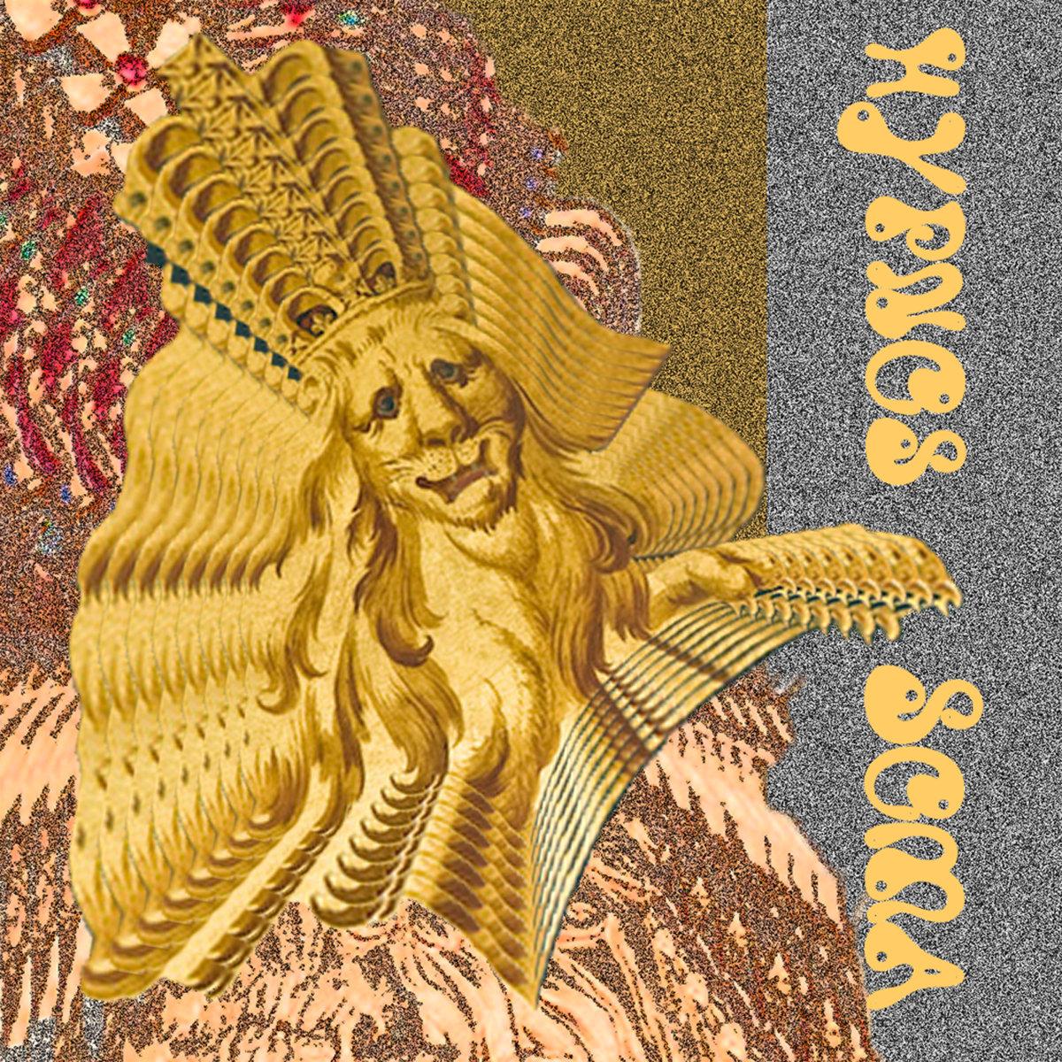 Hypnossoma self-titled album artwork