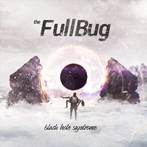 The Fullbug EP 'Black Hole Syndrome' Artwork
