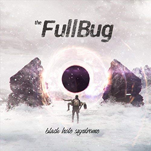 The Fullbug EP 'Black Hole Syndrome' Artwork