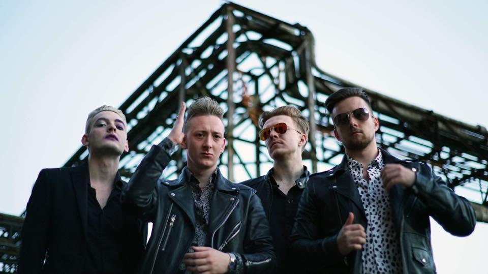 The Naked Feedback band Photo