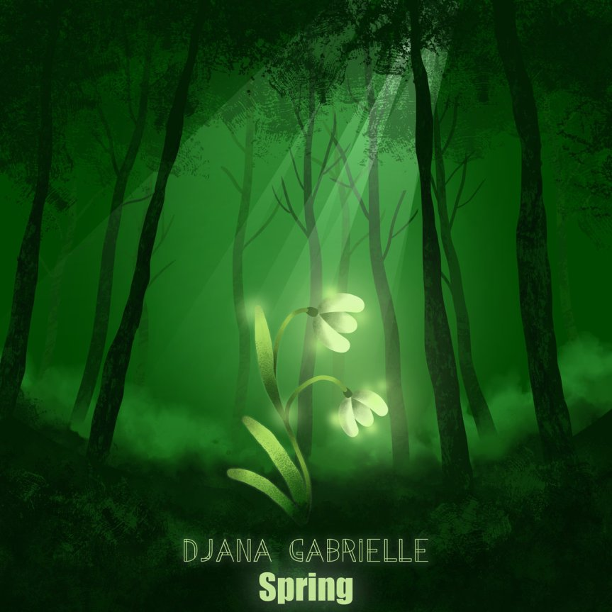 Single Review: Djana Gabrielle – Spring