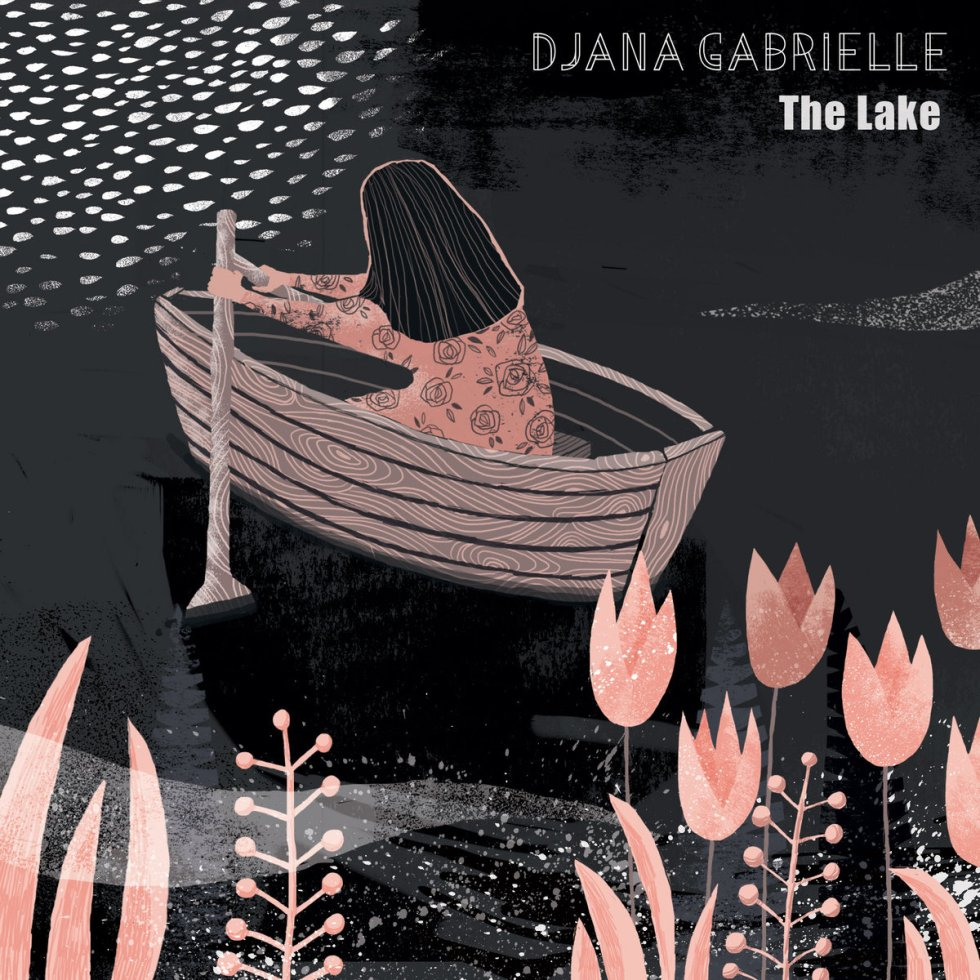 Djana Gabrielle 'The Lake' Artwork