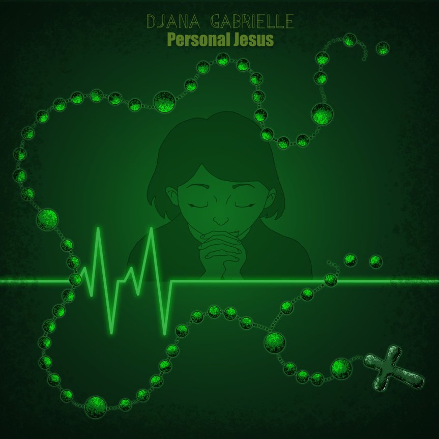 Single Review: Djana Gabrielle – Personal Jesus