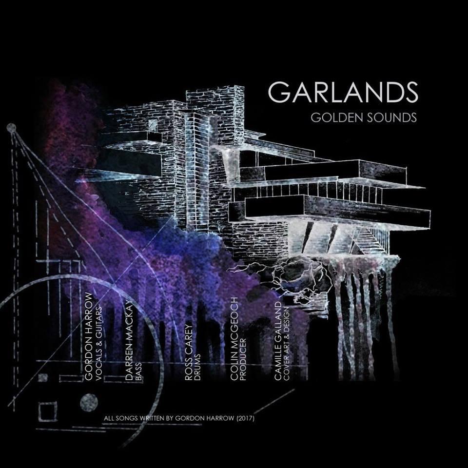 Garlands 'Golden Sounds' EP Artwork
