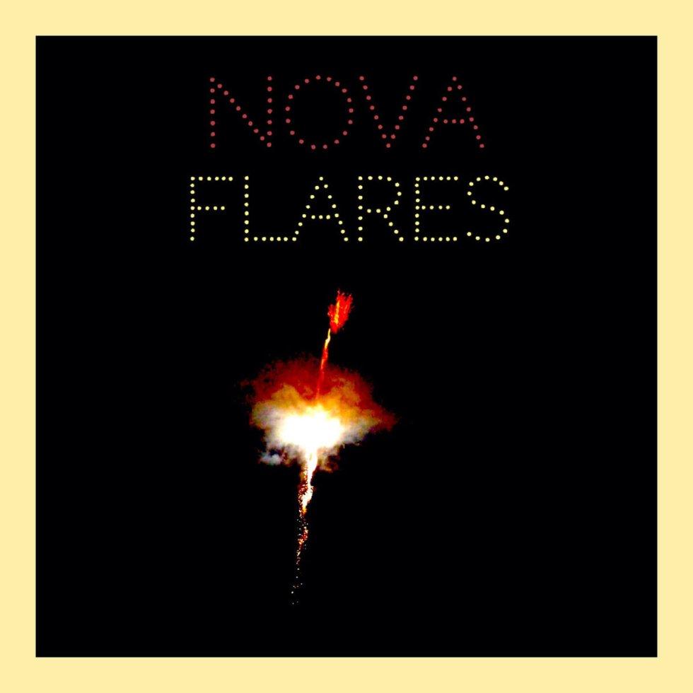 Nova Flares EP Artwork