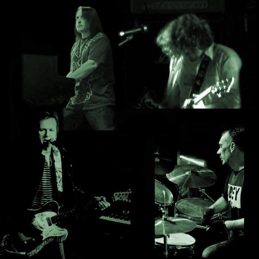 Overhaul Band Photo