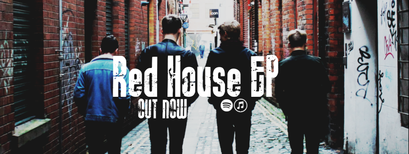 Red House EP Artwork