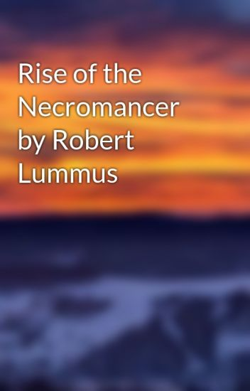 Rise of the Necromancer Cover Art