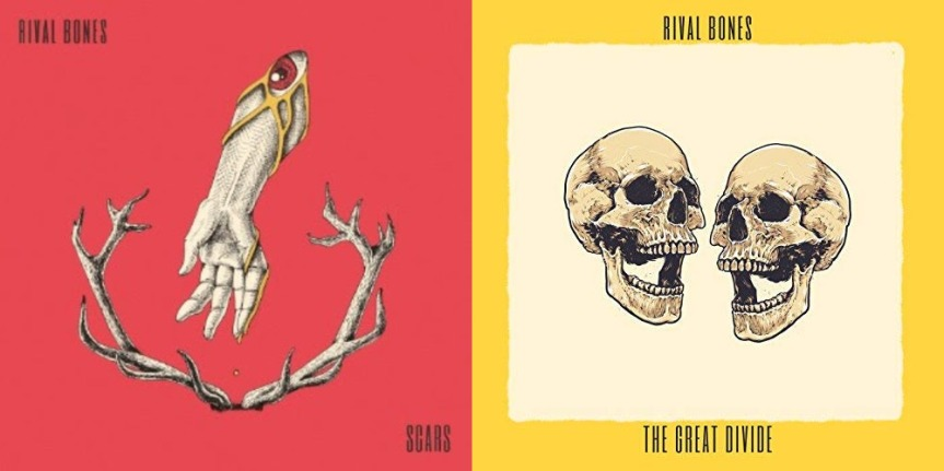 Single Review: Rival Bones – Scars / The Great Divide