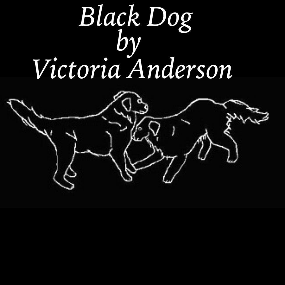 Black Dog by Victoria Anderson