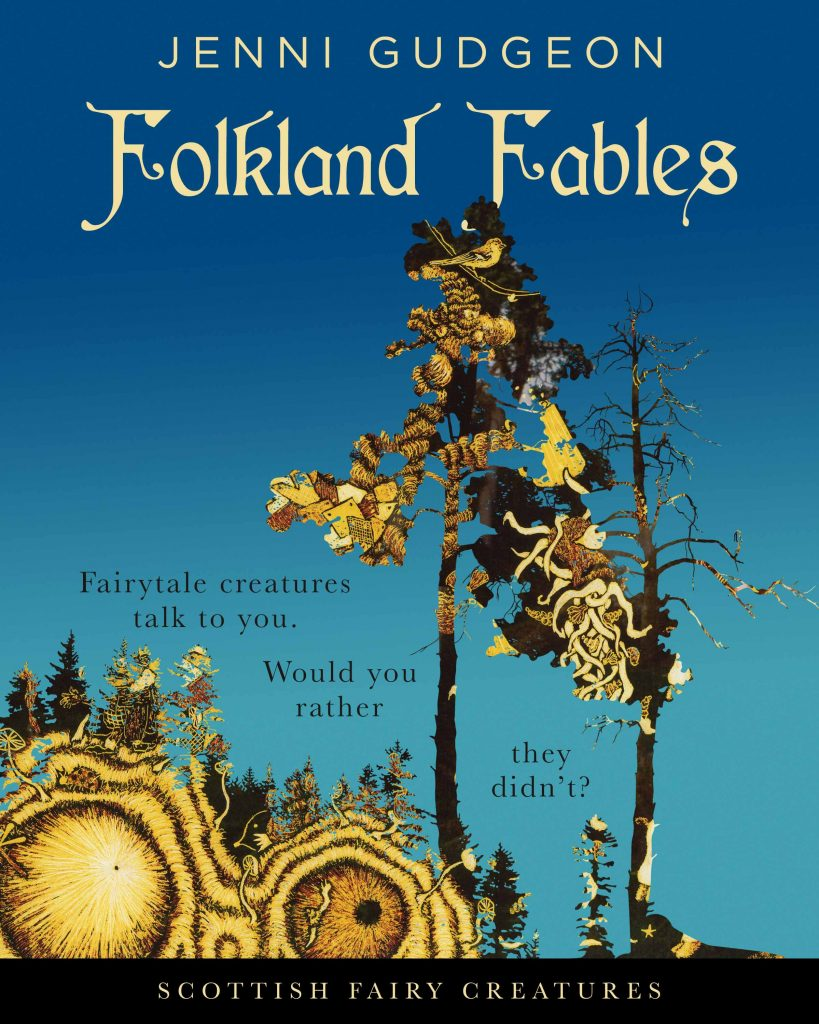 Book Review: Folkland Fables by Jenni Gudgeon