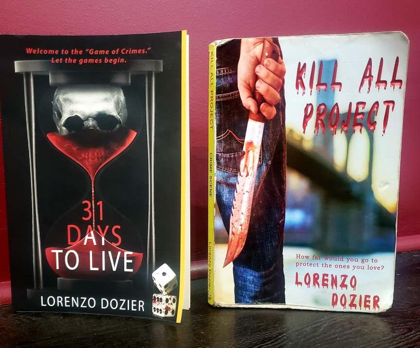 Lorenzo Dozier Books