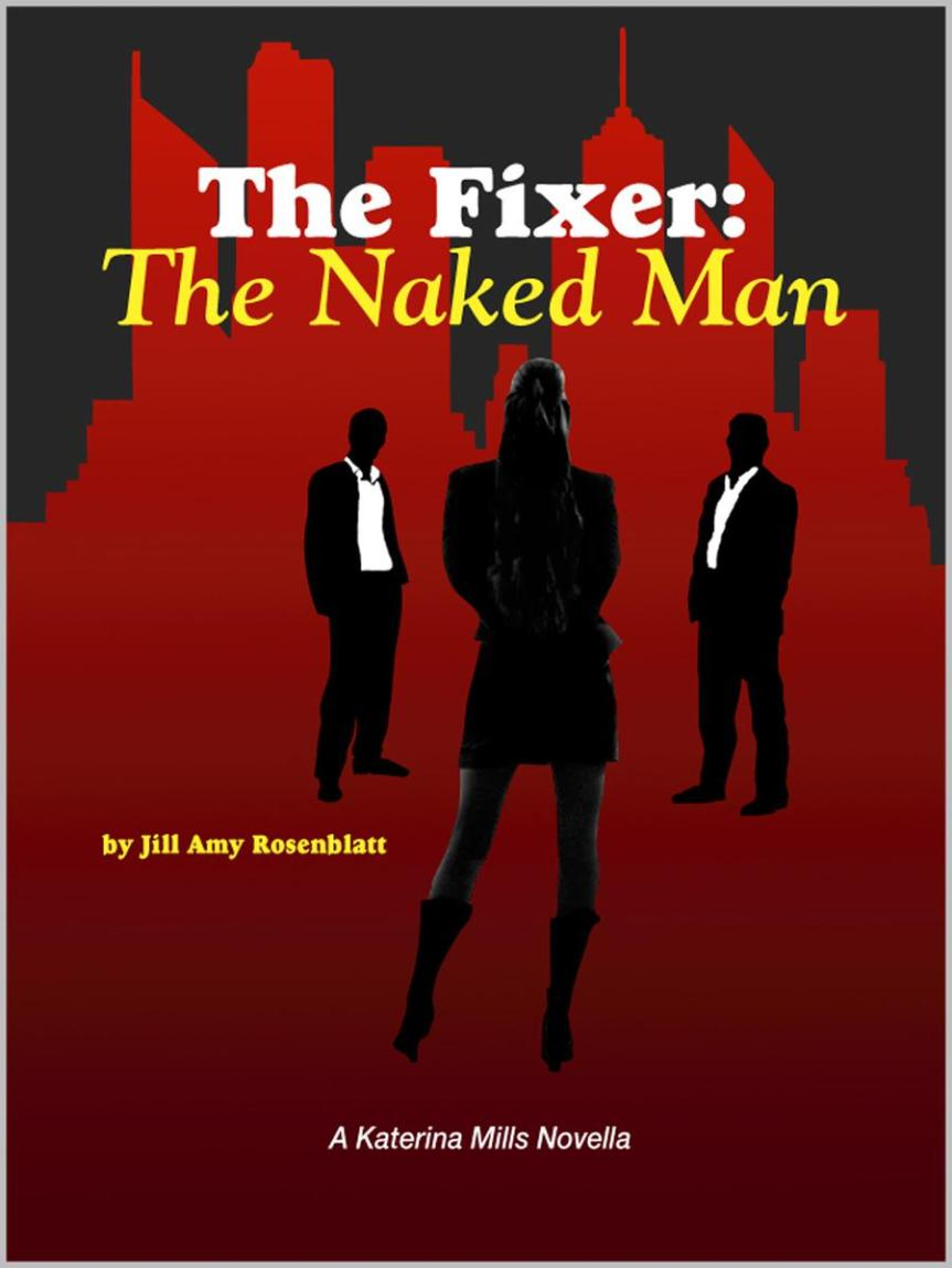 Book Review: The Fixer – The Naked Man (A Katerina Mills Novella) by Jill Amy Rosenblatt