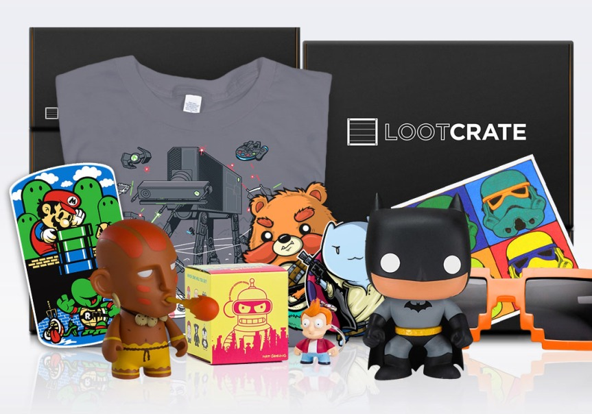 A Little about Loot Crate ™