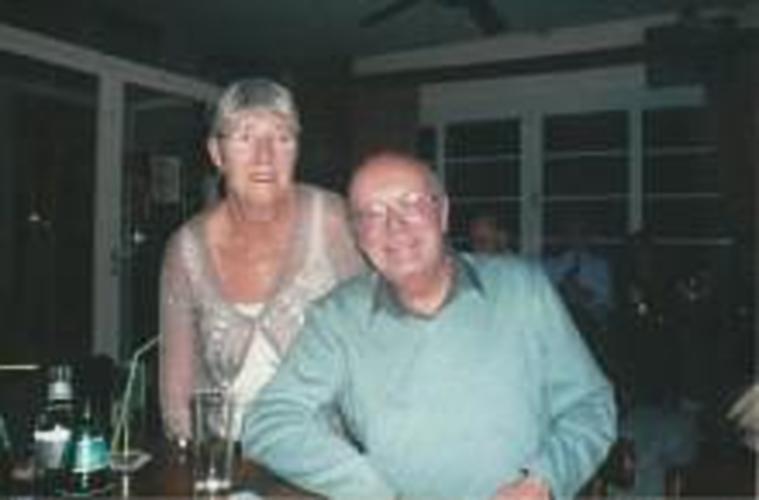 Irene and John Copland