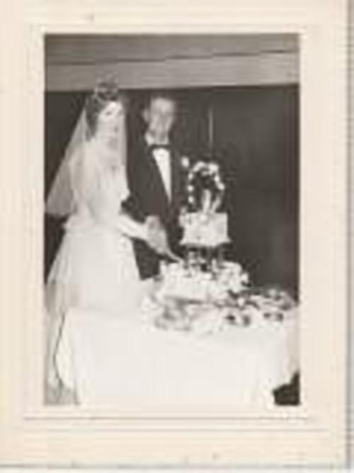Irene and John Wedding Photo