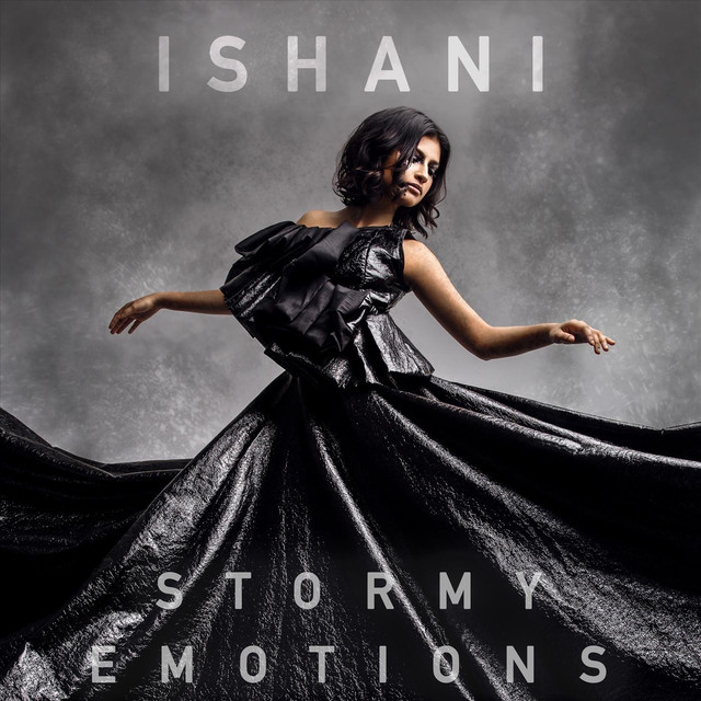 Ishani Chakravarty single 'Stormy Emotion' Artwork