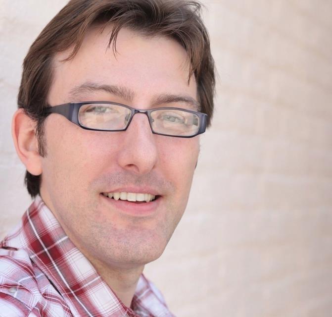 Jason Stevan Hill Author Photo