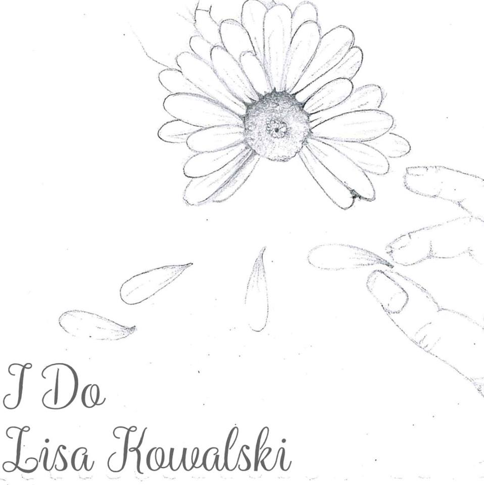 Lisa Kowalski single 'I Do' Artwork