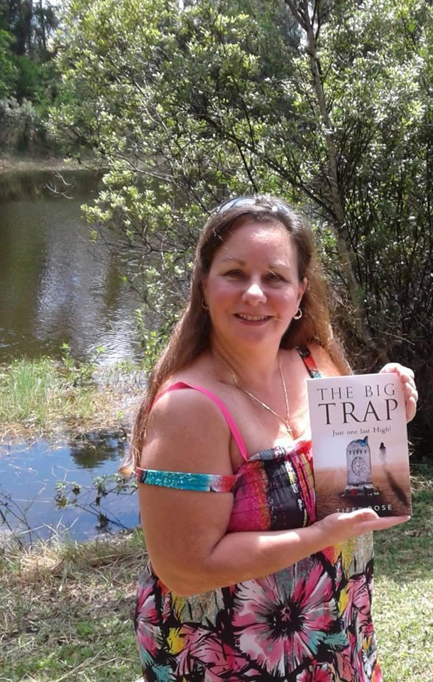 T Rose Author Photo