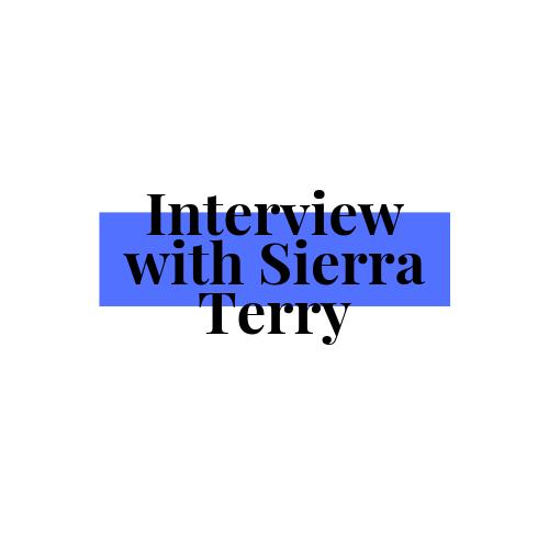 Author Interview: SierraTerry