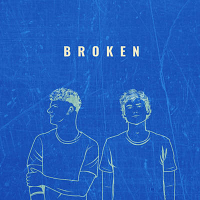Ciircus Street single 'Broken' Artwork