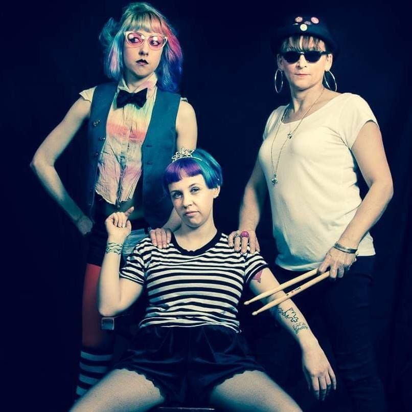 Fistymuffs Band Photo