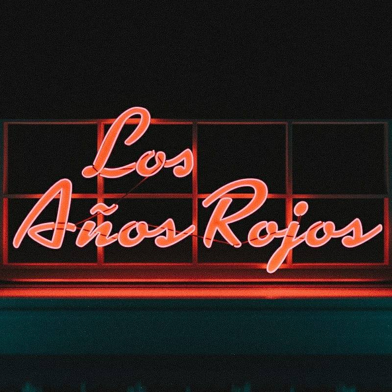 Single Review: Los Años Rojos – Abril / Al Sol