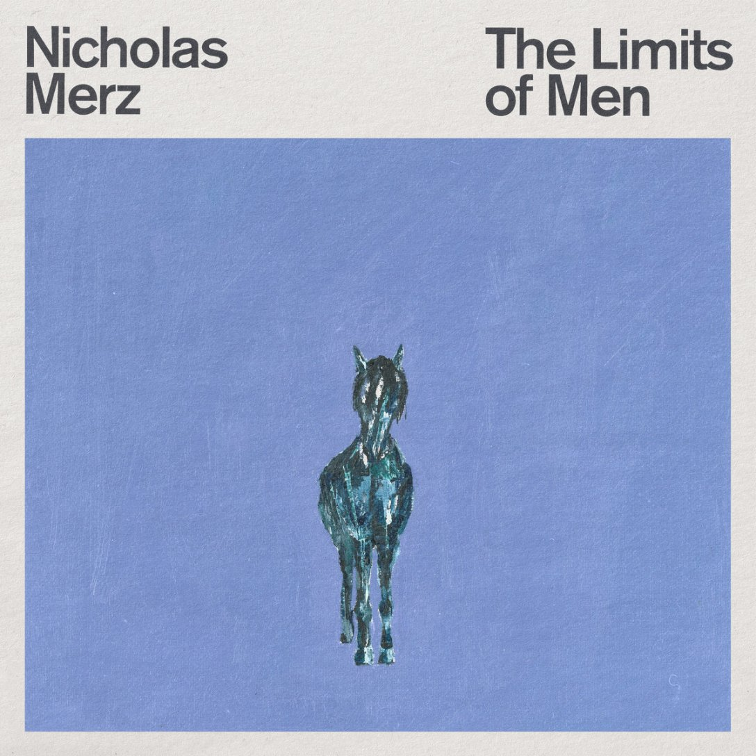 Nicholas Merz Album 'The Limits of Men' Artwork