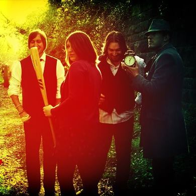 The Big Nowhere Band Photo