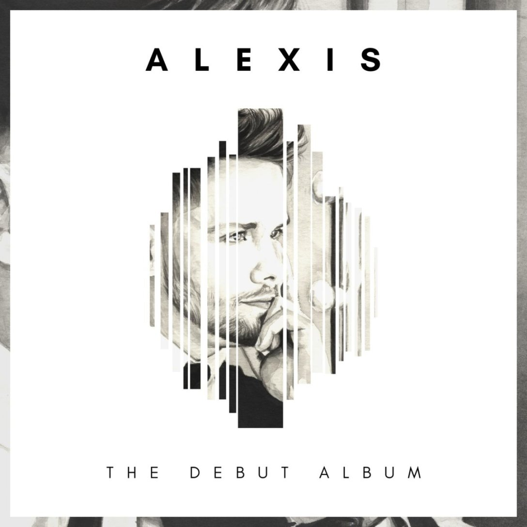 ALEXIS - The Debut Album Artwork
