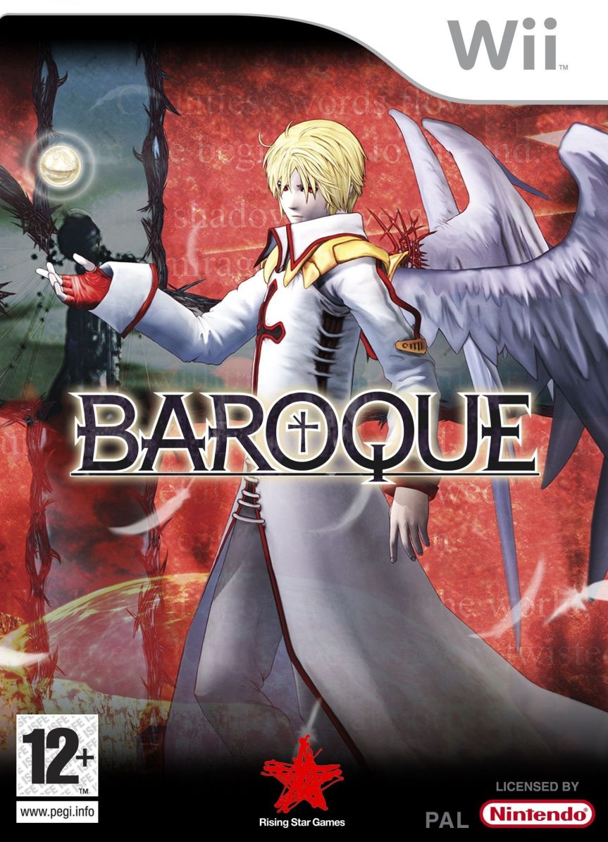 Baroque Cover Art