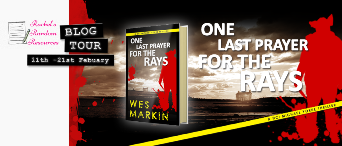 One Last Prayer for the Rays - Blog Tour Banner