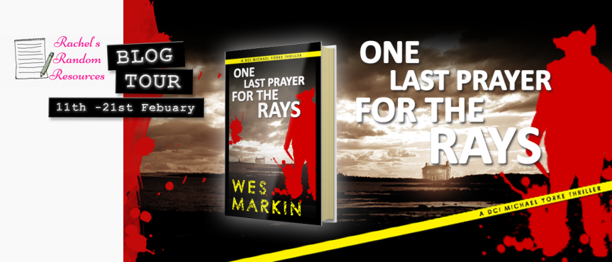 Book Review: One Last Prayer for the Rays by Wes Markin