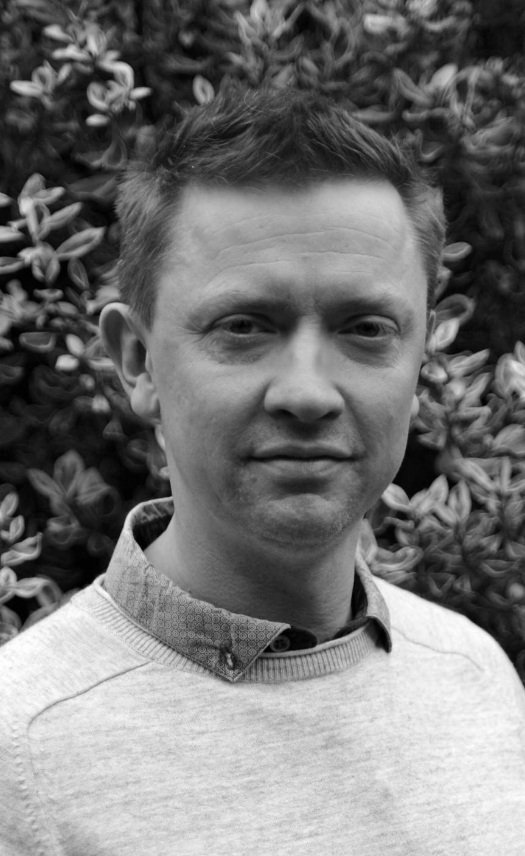 Wes Markin Author Photo
